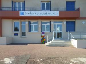 Locaux du Centre Social