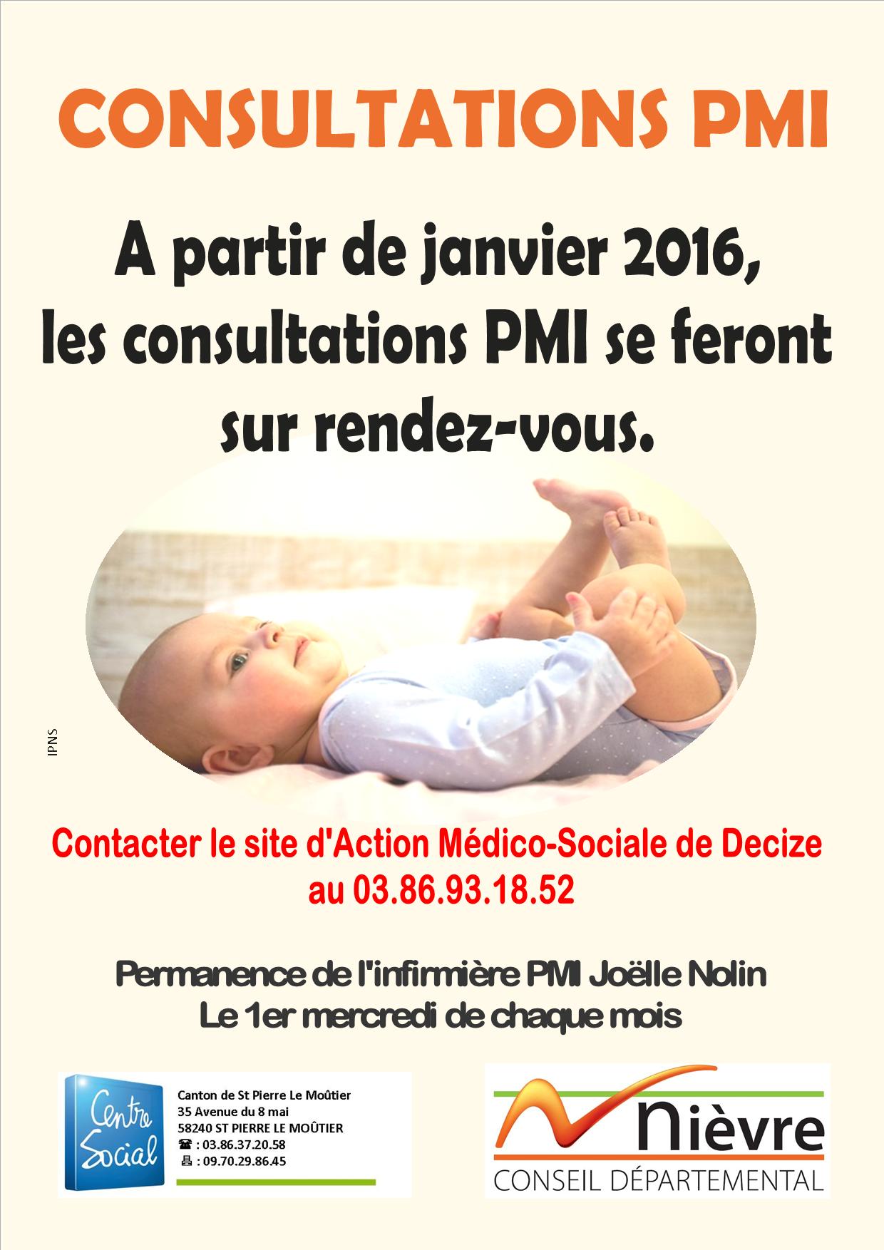 Consultations PMI 2016