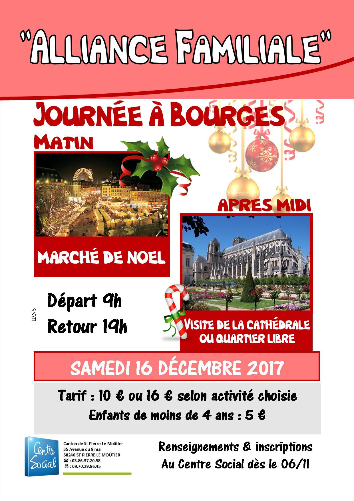 sortie à Bourges