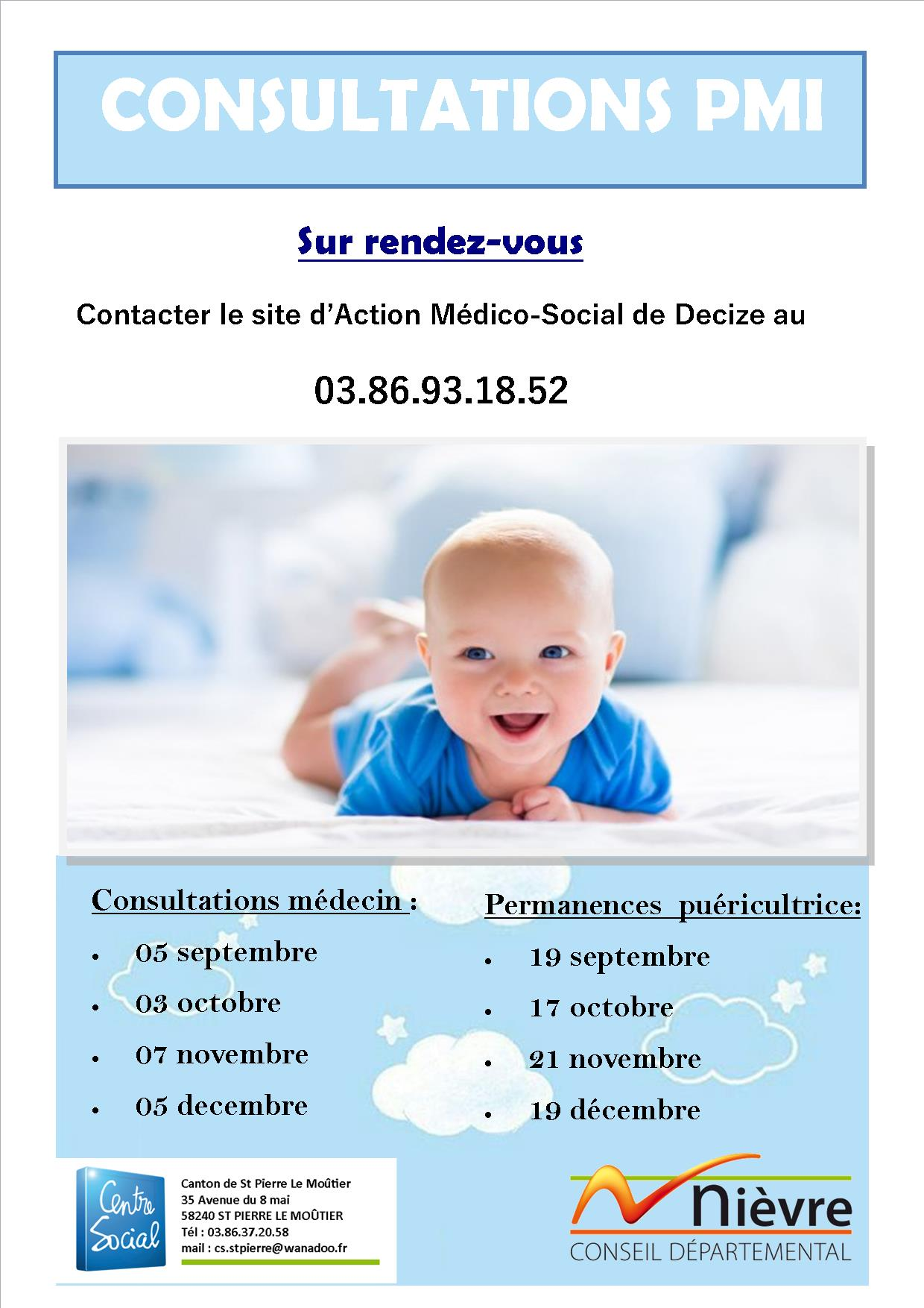 Consultations PMI